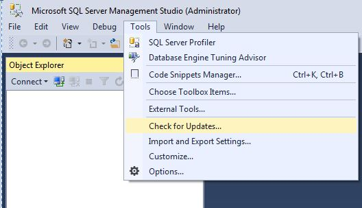 SSMS Keeps Crashing | All About SQL