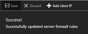 Removedfirewall
